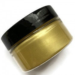 Pigment sypki żółto-złoty, perłowy 20g