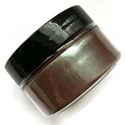 Pigment sypki ciemny brąz, perłowy 20g