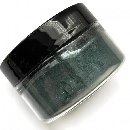 Pigment sypki butelkowa zieleń, perłowy 20g