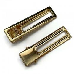 Baza spinki 60x18mm złota