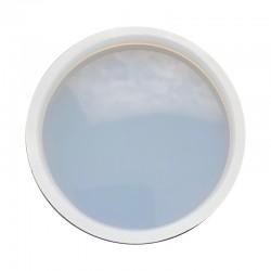 Forma do żywicy forma silikonowa do odlewów 87x10mm koło