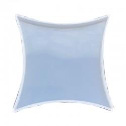 Forma do żywicy forma silikonowa do odlewów 124x124x7mm