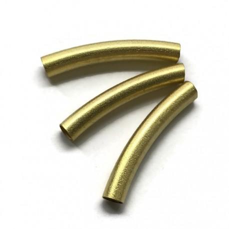 Rurka 35x6mm kolor złoty PL