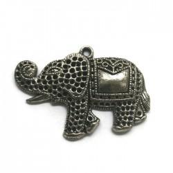 Zawieszka słoń 47mm cyna