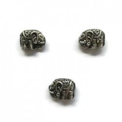 Przekładka słoń 12x10mm cyna