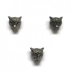 Przekładka leopard 10x10mm cyna