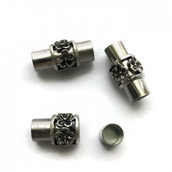 Zapięcie magnetyczne 20x10mm Cyna