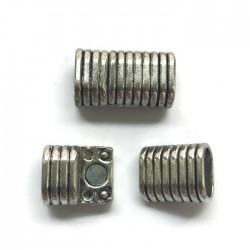 Zapięcie magnetyczne 22x13mm Cyna
