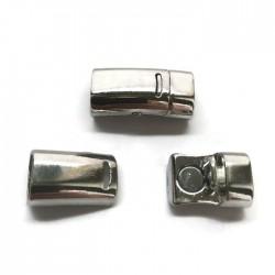 Zapięcie magnetyczne 25x13mm Cyna