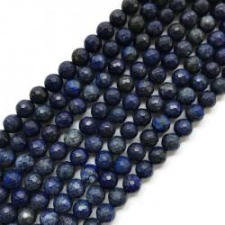 Lapis lazuli kulka 10mm sznurek