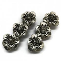 Przekładka kwiatki 53x19mm cyna