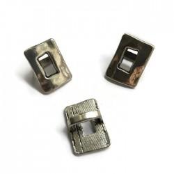 Przekładka prostokąt 19x13mm cyna