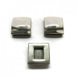 Przekładka kwadrat 18mm cyna