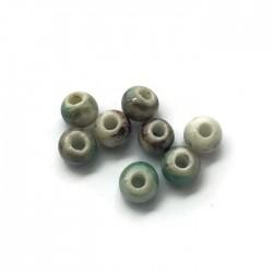 Kulka ceramiczna 7x5mm mix