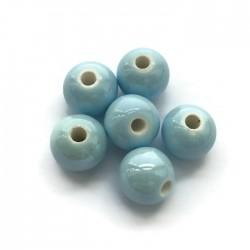 Kulka ceramiczna 10mm błękit