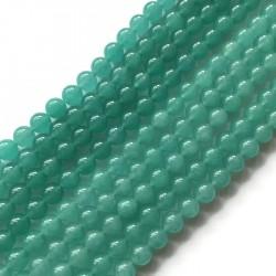 Jadeit kulka 10mm morski