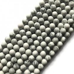 Howlit kulka 8mm biały sznurek