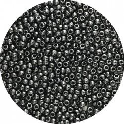 TOHO - Round 11/0 : TR-11-81 Metallic Hematite