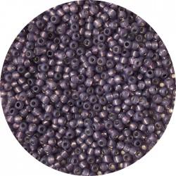 TOHO - Round 11/0 : TR-11-2124 Silver-Lined Milky Lavender