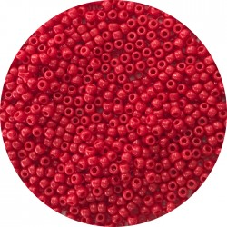 TOHO - Round 11/0 : TR-11-45 Opaque Pepper Red