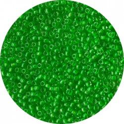 TOHO - Round 11/0 :TR-11-805 Luminous Neon Green