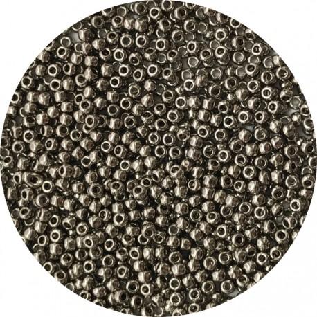 TOHO - Round 11/0 : TR-11-711 Nickel