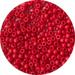 TOHO - Round 8/0 : TR-08-45 Opaque Pepper Red
