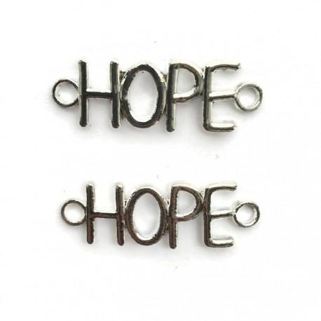 Łącznik Hope 33x12mm cyna