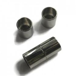 Zapięcie magnetyczne 21x9mm stal nierdzewna