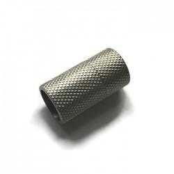 Zapięcie magnetyczne 19x10mm stal nierdzewna