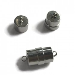 Zapięcie magnetyczne 22x11mm stal nierdzewna