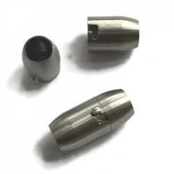 Zapięcie magnetyczne 29x10mm stal nierdzewna