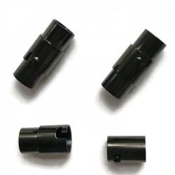 Zapięcie magnetyczne 17x7mm stal nierdzewna