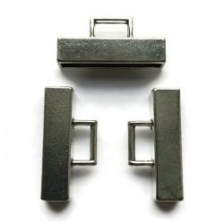 Końcówki do wklejania 26x4mm cyna