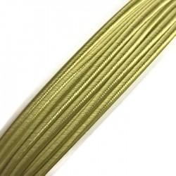 Sznurek sutasz blady żółty PEGA acetate 3mm Y1822 soutache