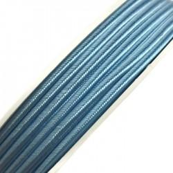 Sznurek sutasz jasny niebieski PEGA acetate 3mm Y1752 soutache