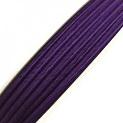 Sznurek sutasz fiolet PEGA acetate 3mm Y7622 soutache