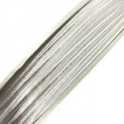 Sznurek sutasz biały PEGA acetate 3mm Y1101 soutache