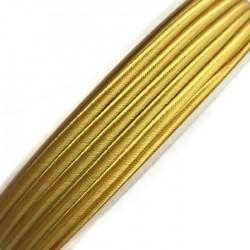 Sznurek sutasz żółty PEGA acetate 3mm Y1210 soutache