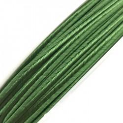 Sznurek sutasz zielony PEGA wiskoza 3mm A4802 soutache