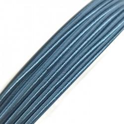 Sznurek sutasz jasny niebieski PEGA wiskoza 3mm A1705 soutache