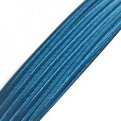 Sznurek sutasz niebieski PEGA wiskoza 3mm A4781 soutache
