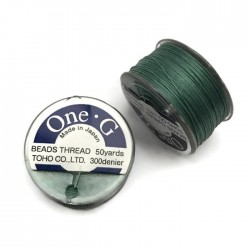 Nici One-G nylonowe 0,25mm Mind Green szpulka