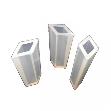 Forma do żywicy forma silikonowa do odlewów 49x12mm kolumna