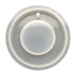 Forma do żywicy forma silikonowa do odlewów 70x10mm donut