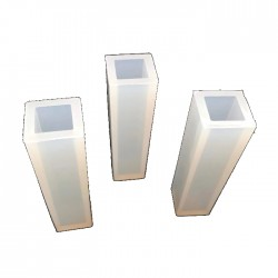 Forma do żywicy forma silikonowa do odlewów 49x14mm kolumna