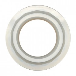 Forma do żywicy forma silikonowa do odlewów 82,5x19,5mm bransoletka fasetowana