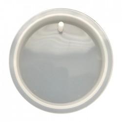 Forma do żywicy forma silikonowa do odlewów 70x10mm koło