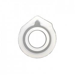 Forma do żywicy forma silikonowa do odlewów 29x25mm pierścionek rozmiar 7
