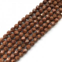 Piasek pustyni bryłka 8mm sznurek